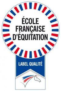 Logo École Française d'Équitation-1